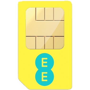 Ee Pay As You Go Standard Micro Sim 500m 2gb Data Free Sms Oypla Stocking The