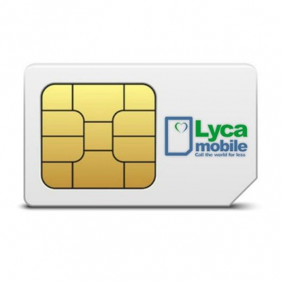 Lyca Mobile Pay As You Go Payg Sim Card Oypla Stocking The Very Best In Toys