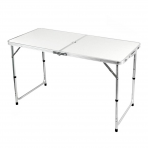 4ft Folding Outdoor Camping Kitchen Work Top Table