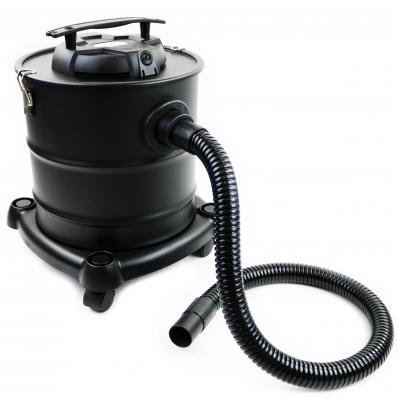 20l 1200w Fireplace Fire Stove Wood Burner Vacuum Ash Vac