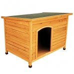 Wooden Outdoor L/XL Large Dog Kennel House Animal Shelter