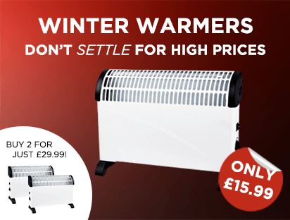 Winter Warmers - Heater
