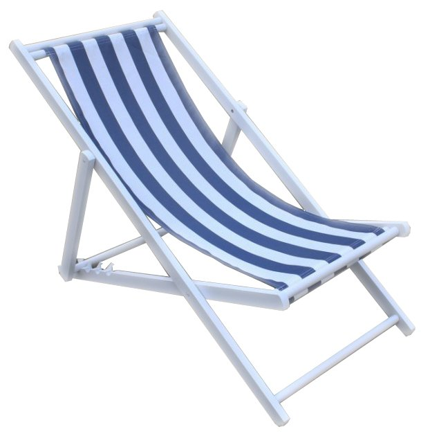 Traditional Folding Hardwood Garden Beach Deck Chairs Deckchairs [JMWC6021]