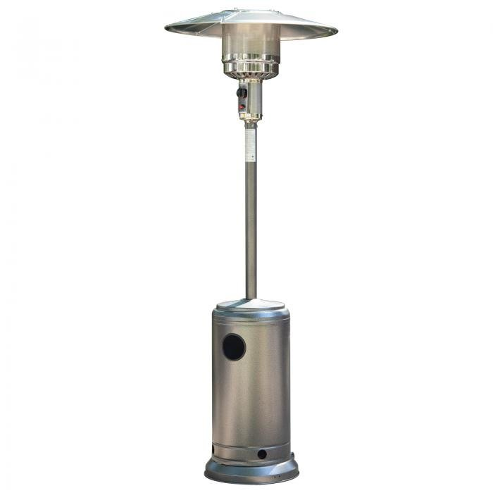 Standing Patio Heater La Hacienda Smq2000 2kw Adjustable