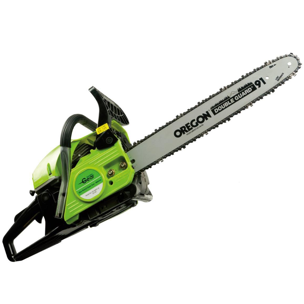 Garden Gear 45cc Petrol Chainsaw 163 79 99 Oypla