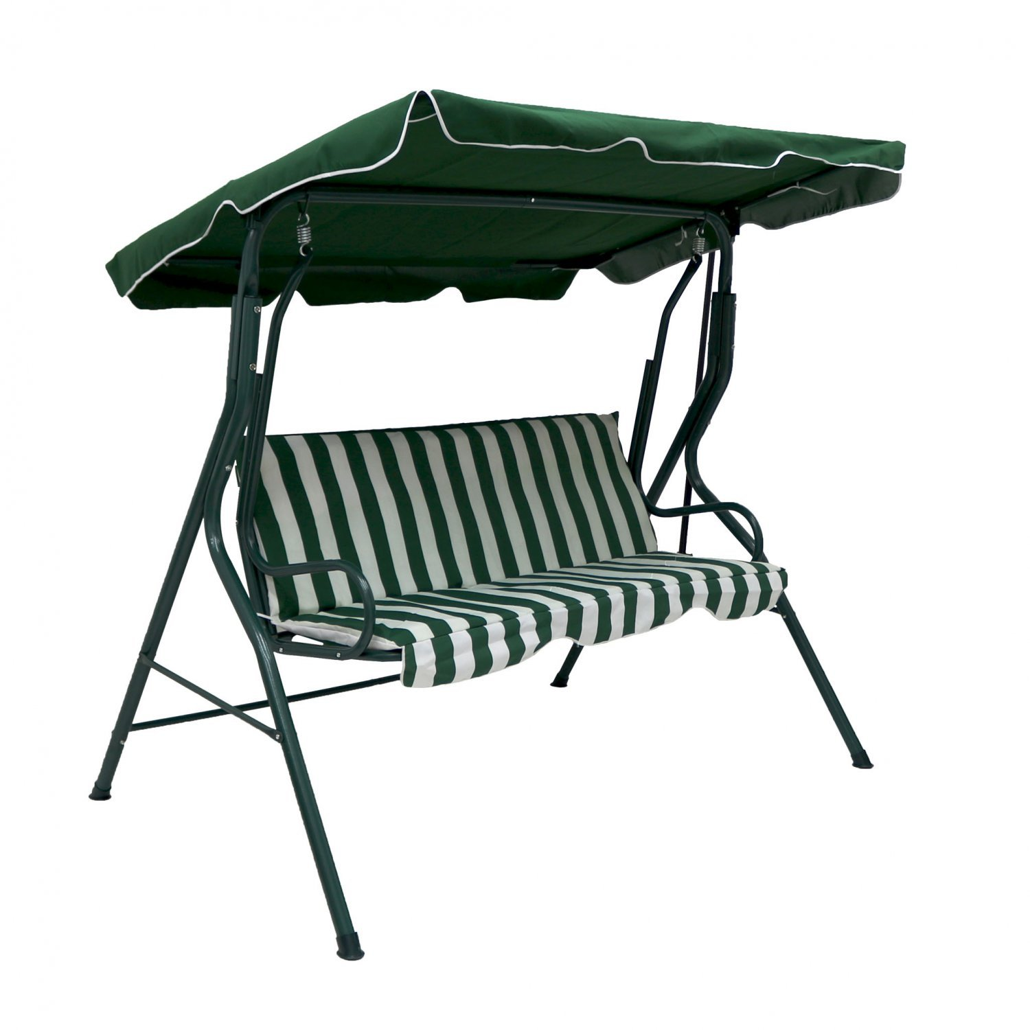Garden Swing Bench Chair for 3 Person £52 99 Oypla Stocking