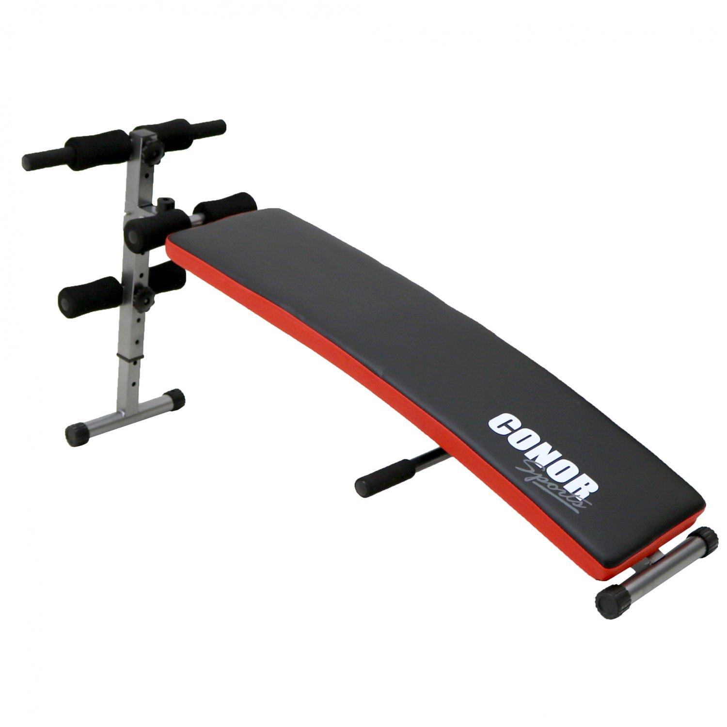 Conor Sports Folding Sit Up Ab Bench 163 39 99 Oypla Stocking The Very Best In Toys
