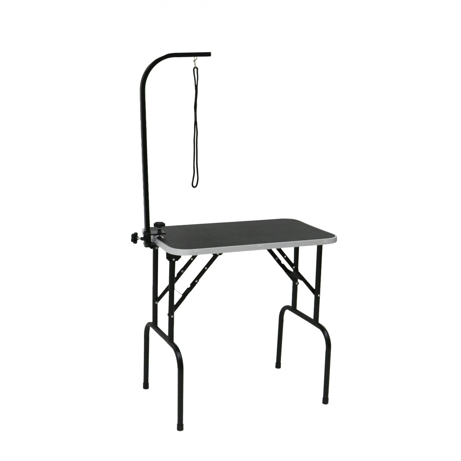 Dog Grooming Table Product : Heavy duty folding dog grooming table adjustable