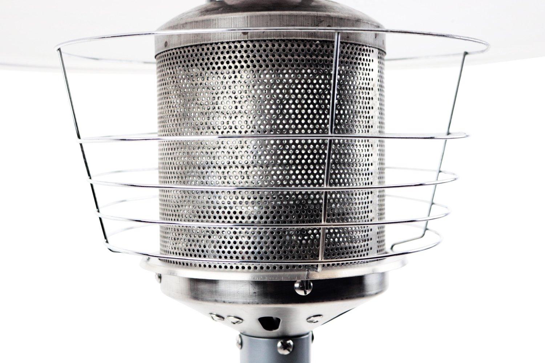 ... Table Top 4KW Outdoor Gas Patio Heater C/w Hose U0026 Regulator ...