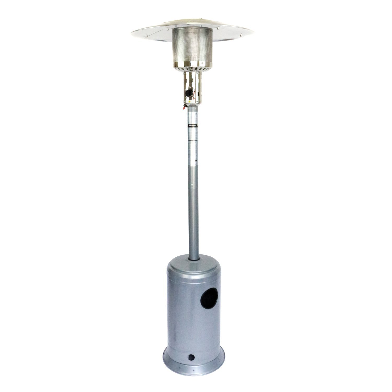 Free Standing 12kw Outdoor Gas Patio Heater C W Hose Regulator