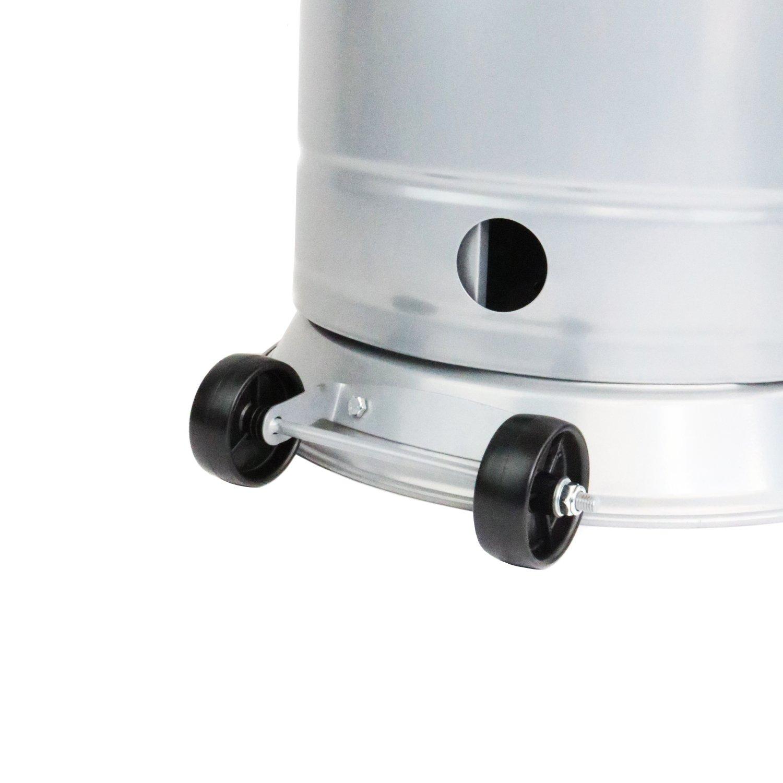 ... Free Standing 12KW Outdoor Gas Patio Heater C/w Hose U0026 Regulator