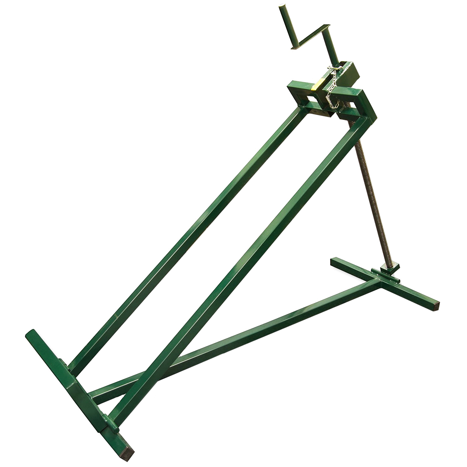 Lawn Tractor Lift : Sit on garden lawn mower jack £ oypla stocking
