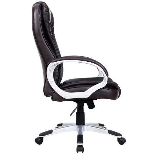luxury office chair. luxury designer computer office chair black