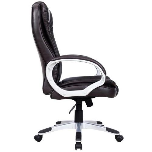 luxury office chair. luxury designer computer office chair black