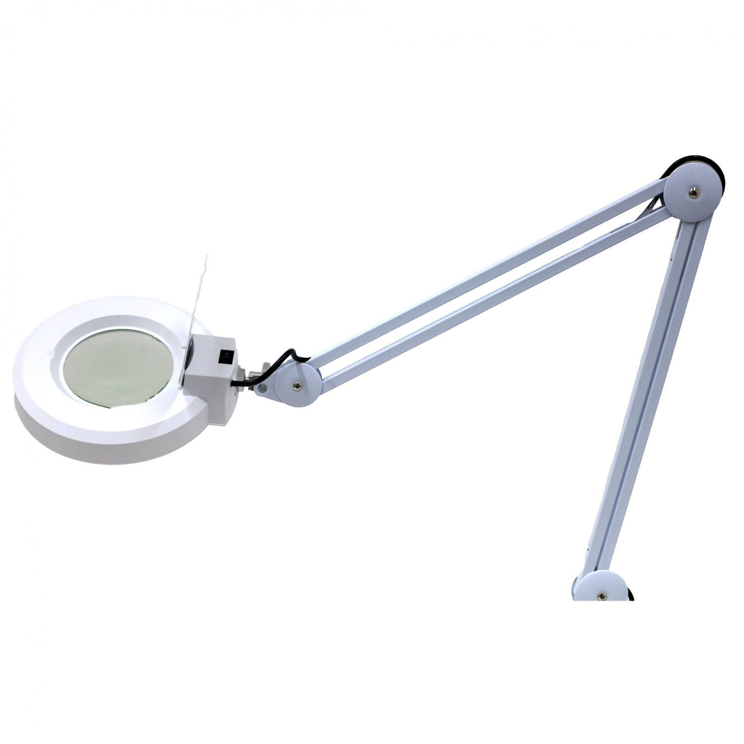 Floor Standing Magnifier Lamp With 5x Magnification 163 39