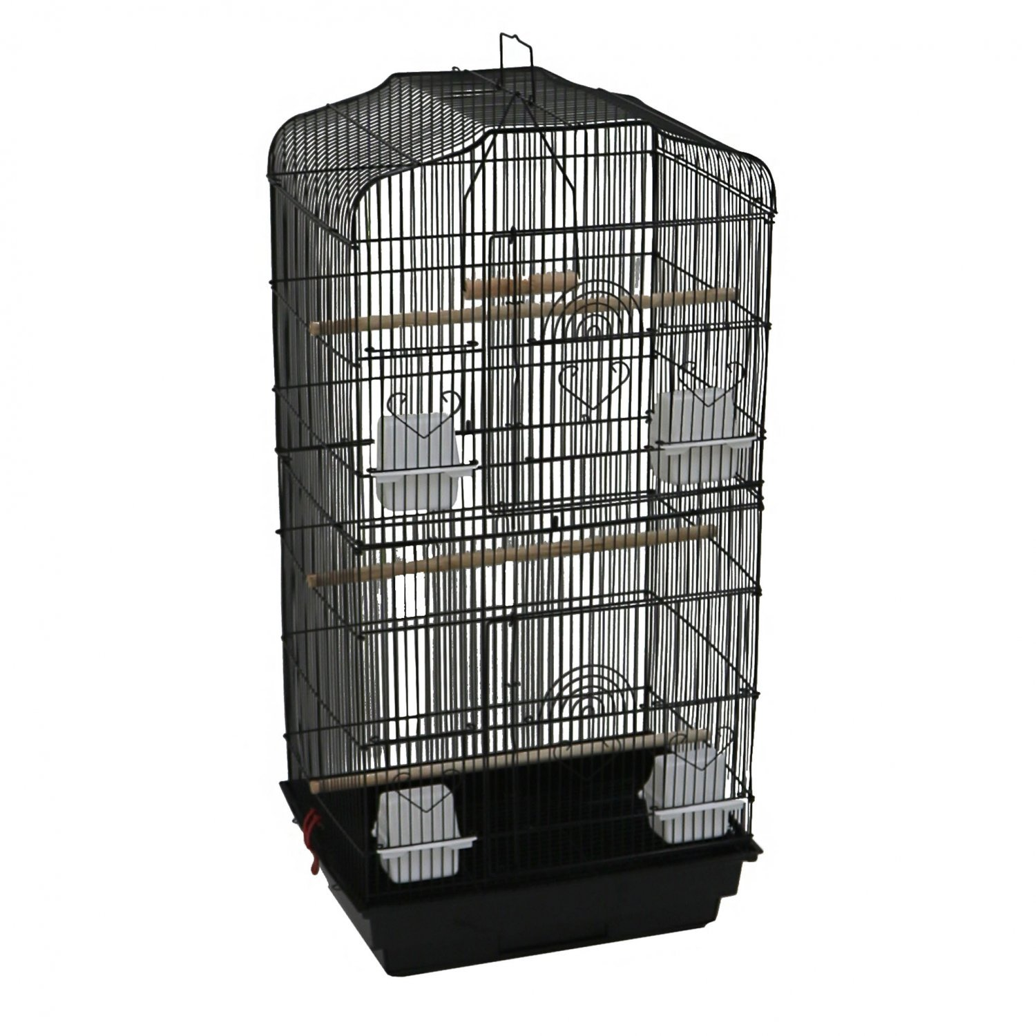 Xl Large Bird Cage Budgie Canary Finch Parrot Birdcage 163