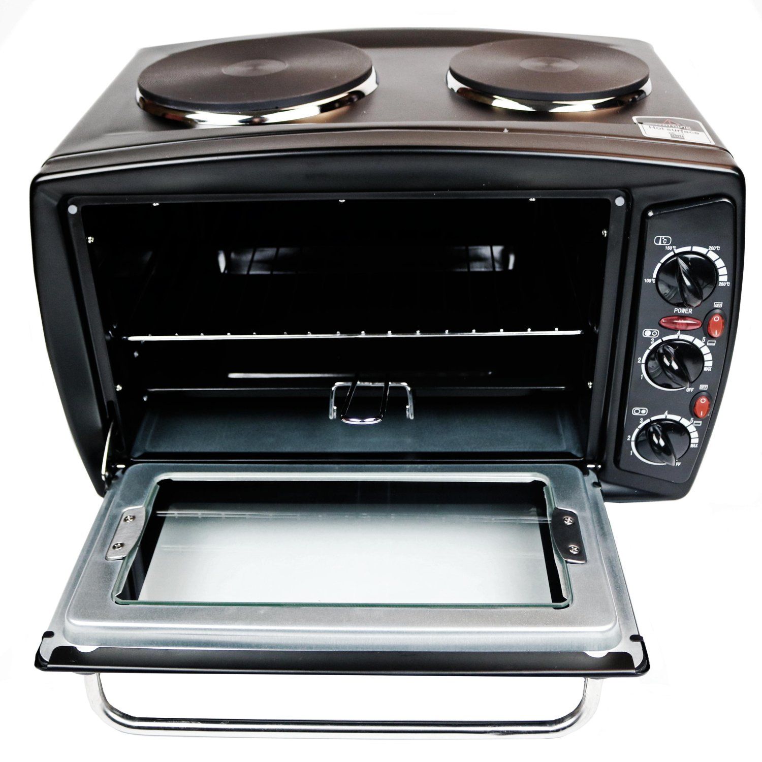 Mini Kitchen Oven ~ Mini oven kitchen mate c w hot plates and grill £