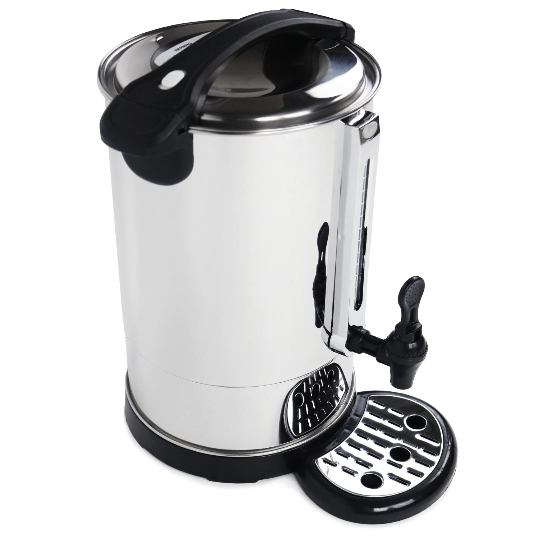 10l Catering Hot Water Boiler Tea Urn Coffee 163 39 99