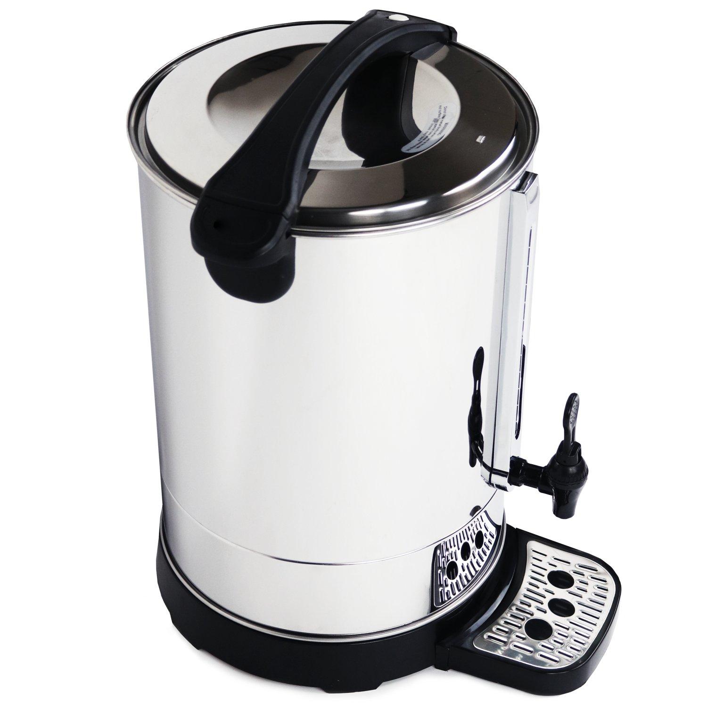 Water Boiler For Tea ~ L catering hot water boiler tea urn coffee £