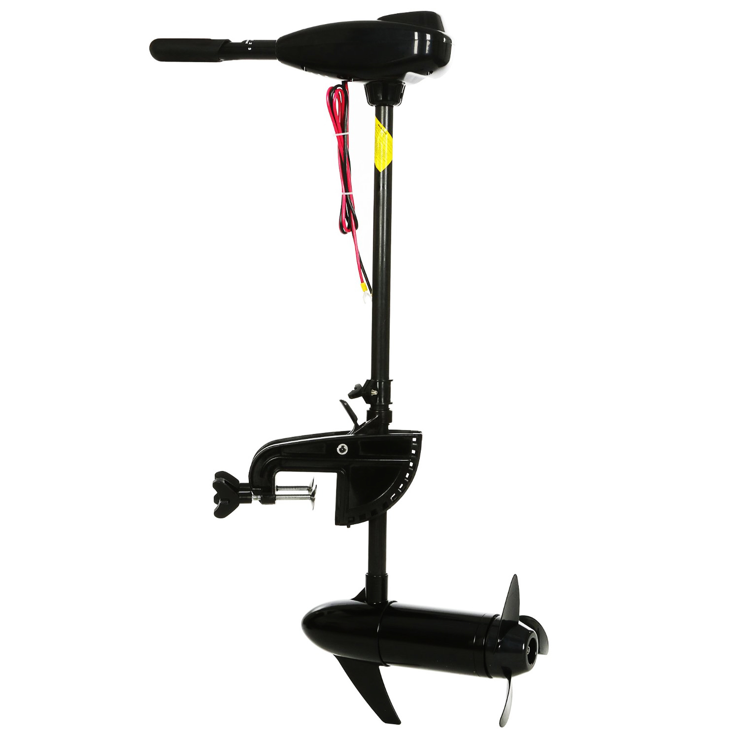 40 39 Lb Electric Outboard Trolling Motor 12v Battery
