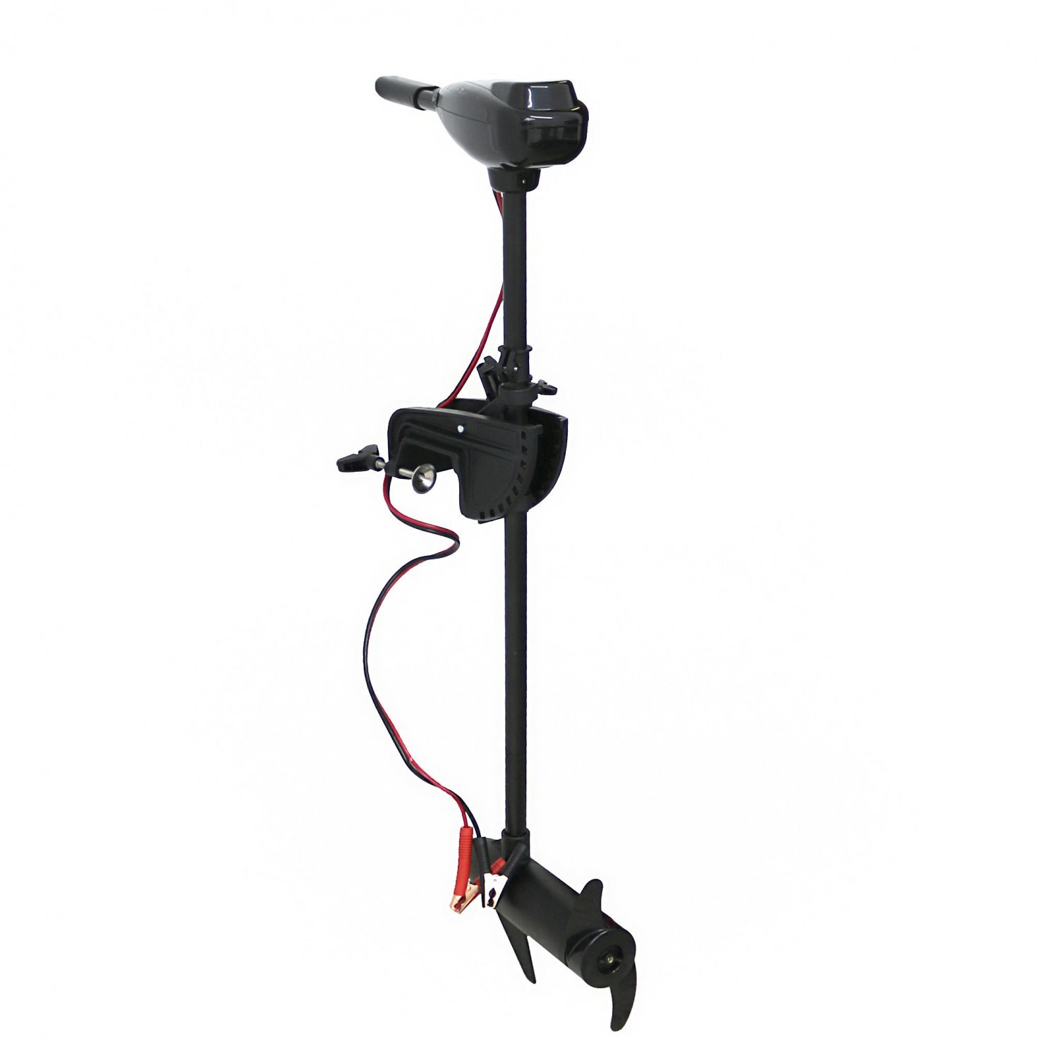 40 39 lb electric outboard trolling motor 12v battery for Battery powered dc motor