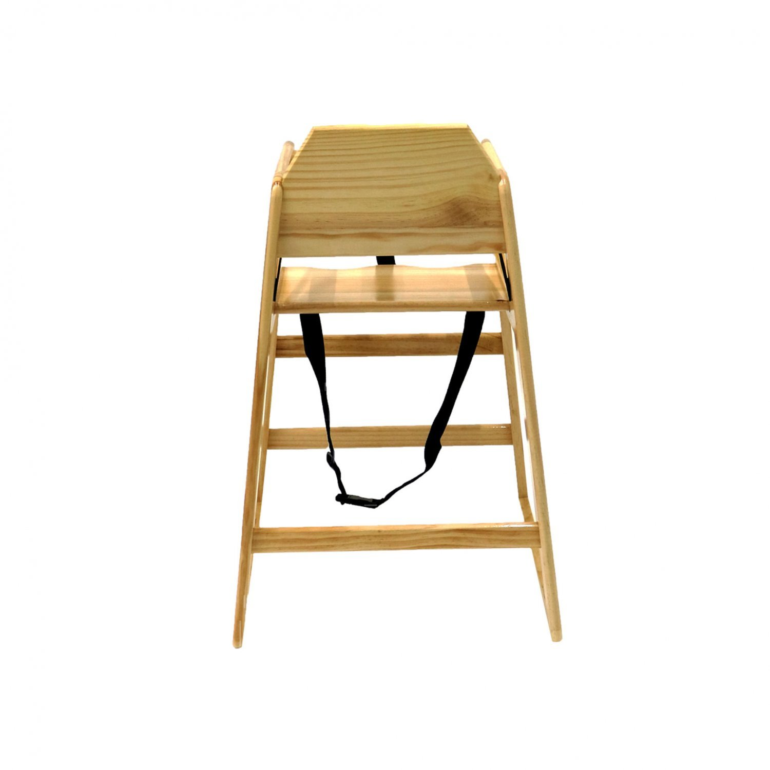 Wood High Chair on keekaroo height right high chair and tray