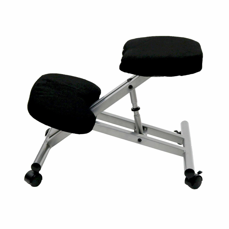 kneeling orthopaedic ergonomic posture office stool chair seat oypla stocking the. Black Bedroom Furniture Sets. Home Design Ideas
