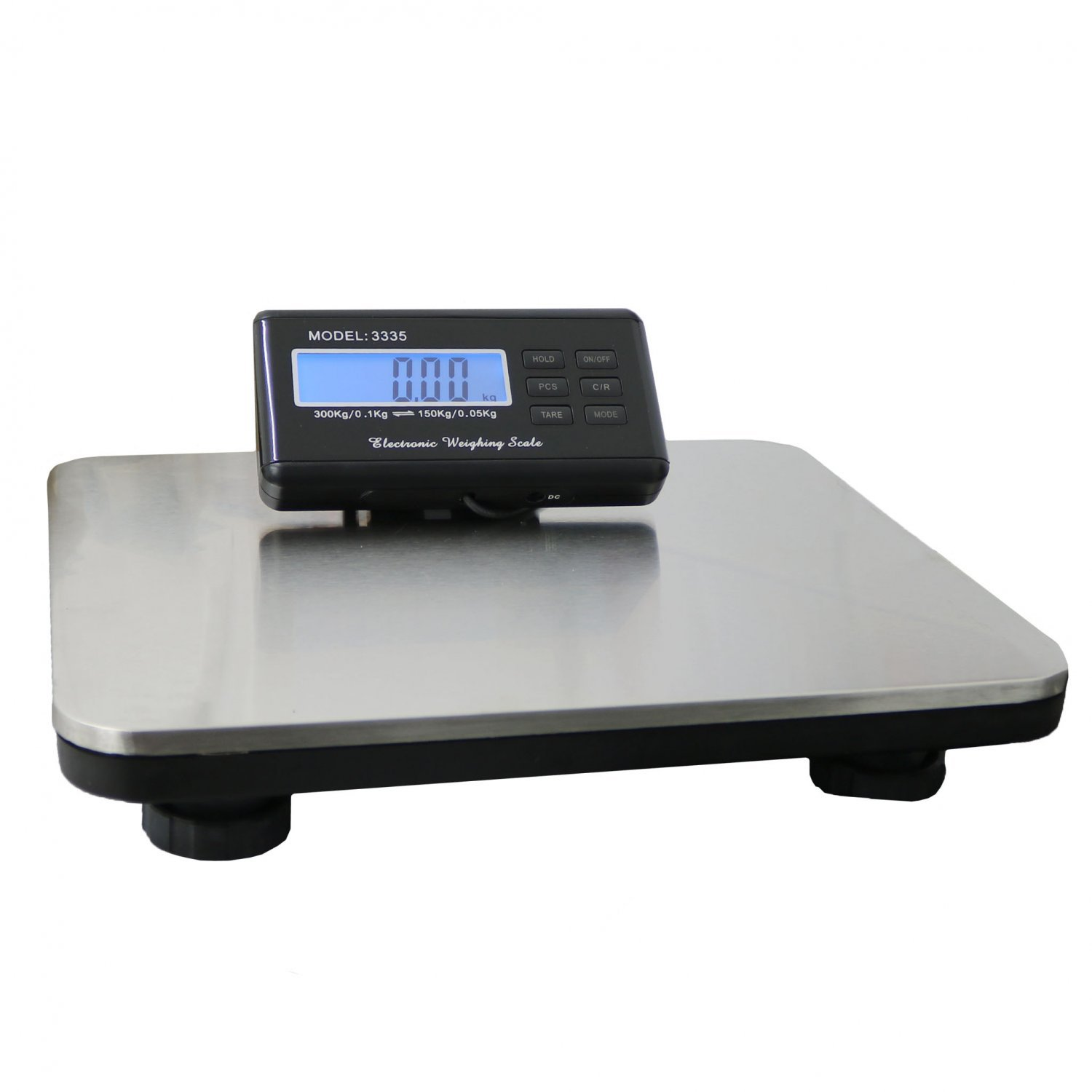 Heavy Duty Digital Postal Parcel Scales Weighing 150kg