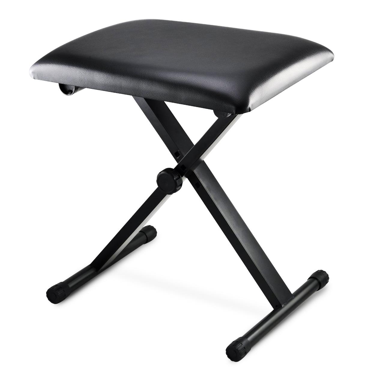 Keyboard Piano Bench Stool Seat Chair Throne Adjustable Portable  sc 1 st  Oypla & Keyboard Piano Bench Stool Seat Chair Throne Adjustable Portable ... islam-shia.org
