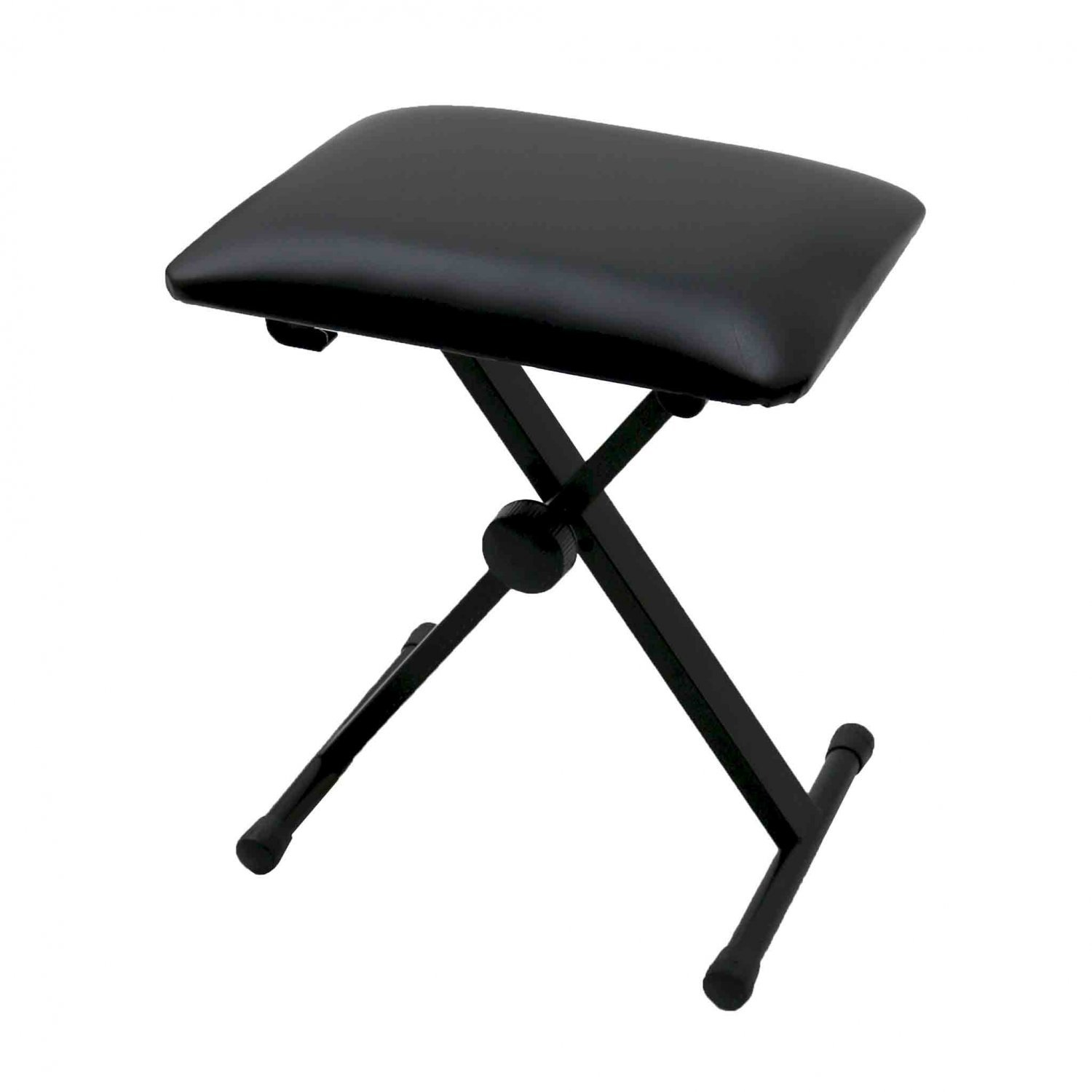 Delightful Keyboard Piano Bench Stool Seat Chair Throne Adjustable Portable