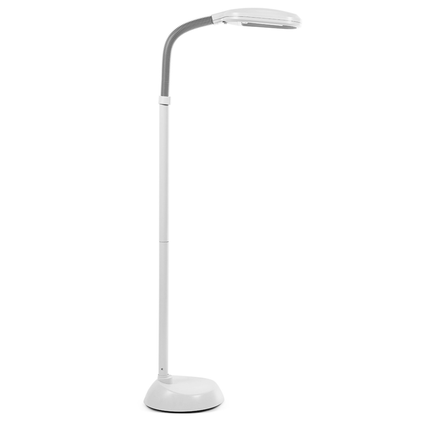 daylight energy saving 27w floor standing reading lamp. Black Bedroom Furniture Sets. Home Design Ideas
