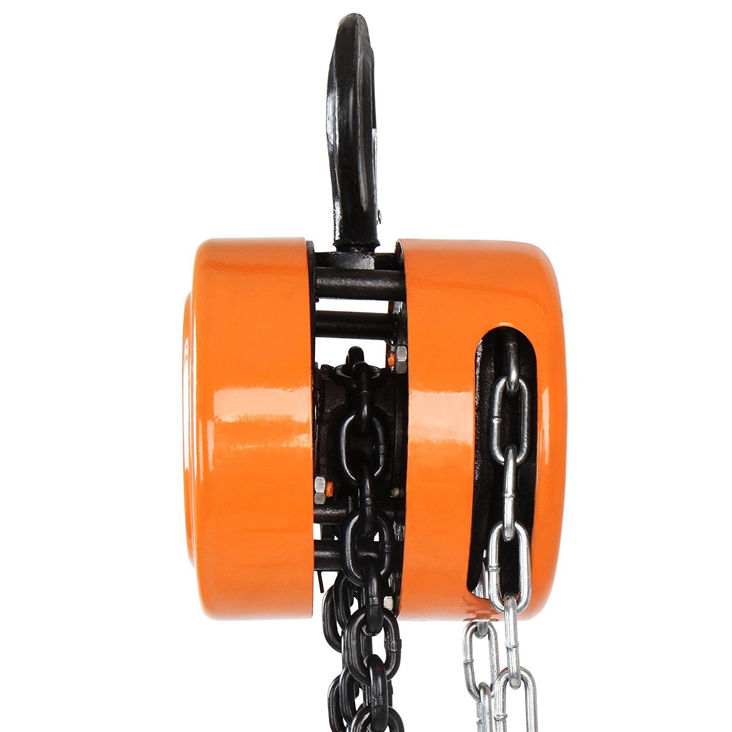 Lifting Block And Tackle : Ton chain lifting block tackle hoist heavy duty load