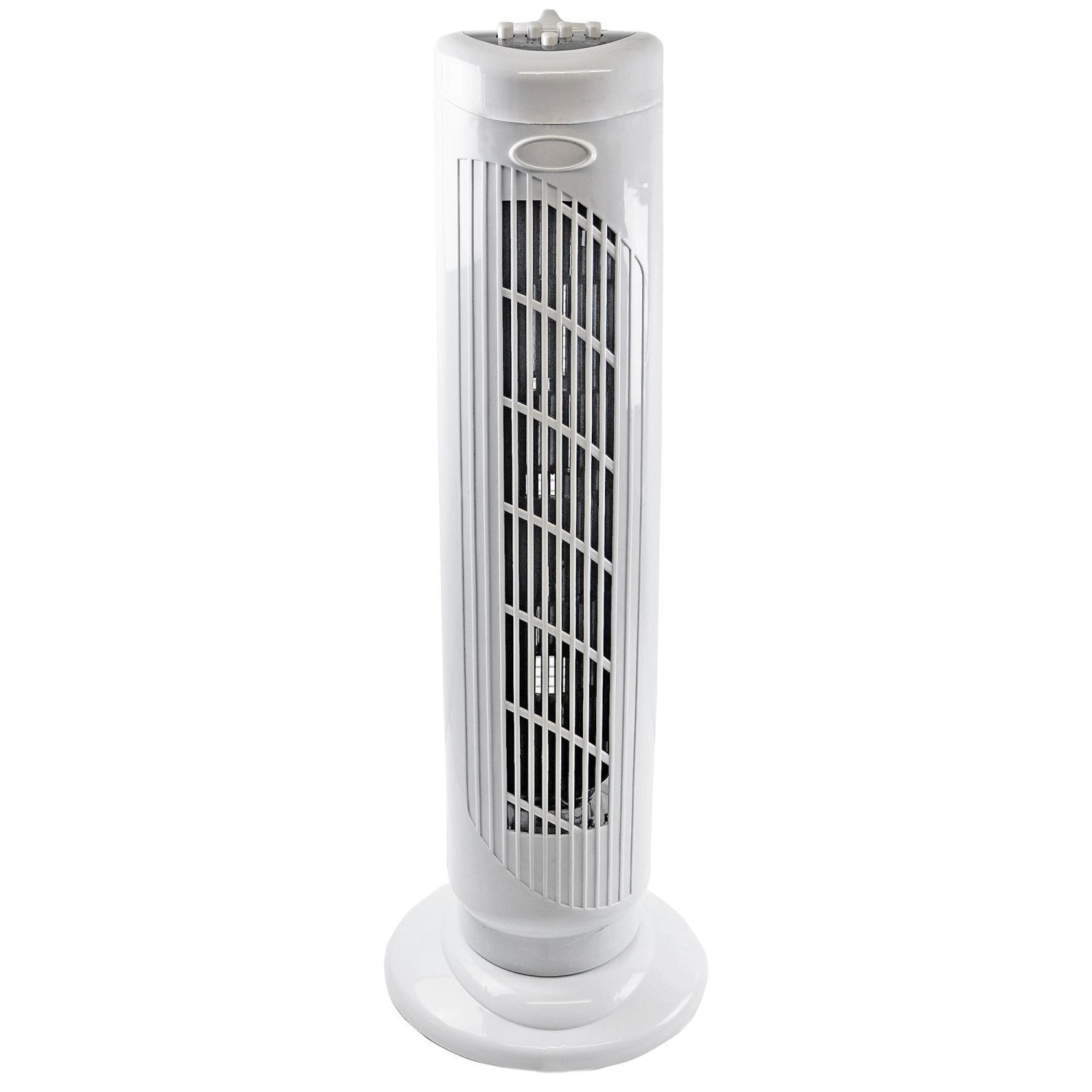 30 free standing 3 speed oscillating tower cooling fan for Free standing