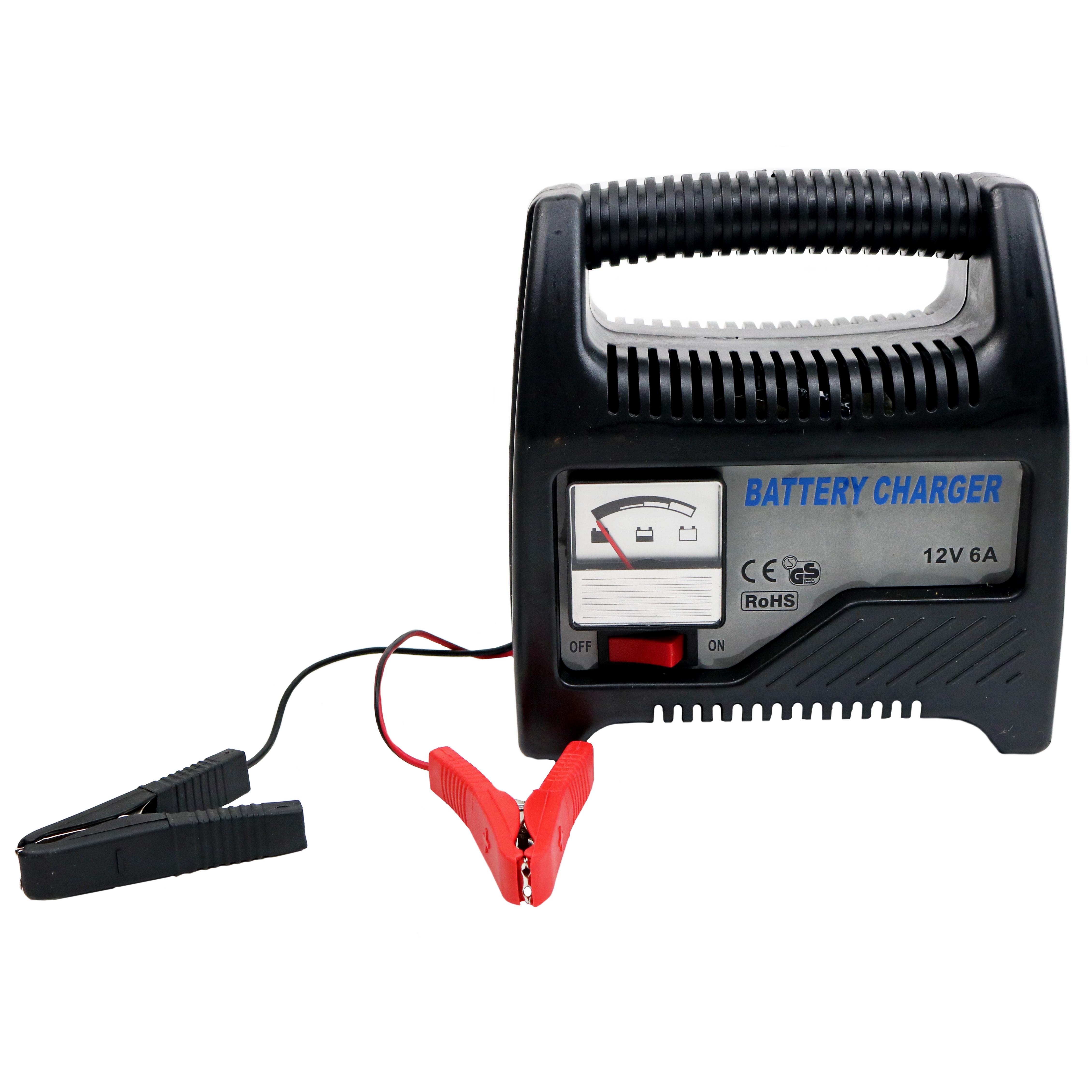 Small Car Battery : New a v compact portable car van vehicle battery