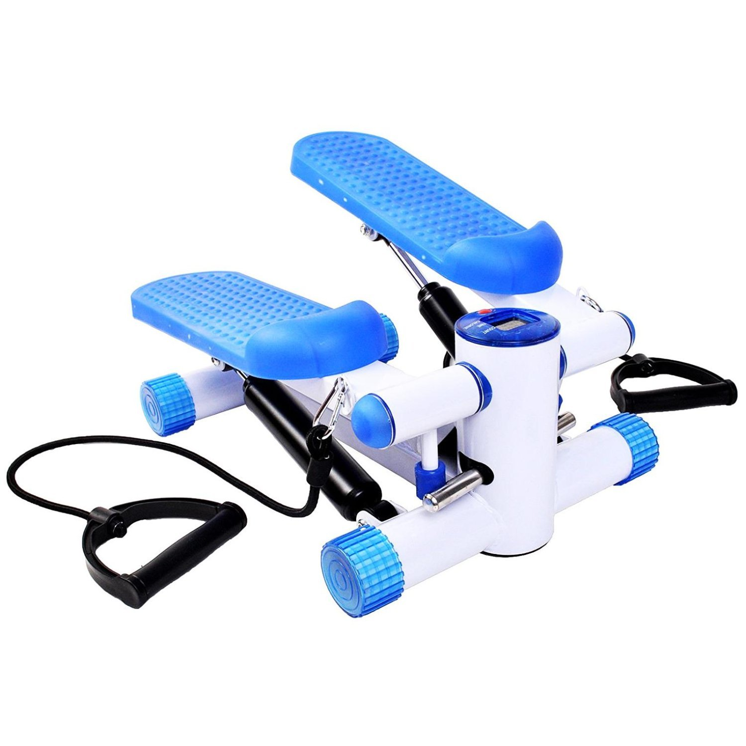 Home Exercise Equipment Stepper: NEW! Adjustable Exercise Aerobic Stepper Trainer Workout