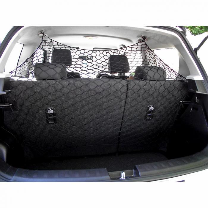 Universal 1m X 1m Pet Dog Car Safety Guard Barrier