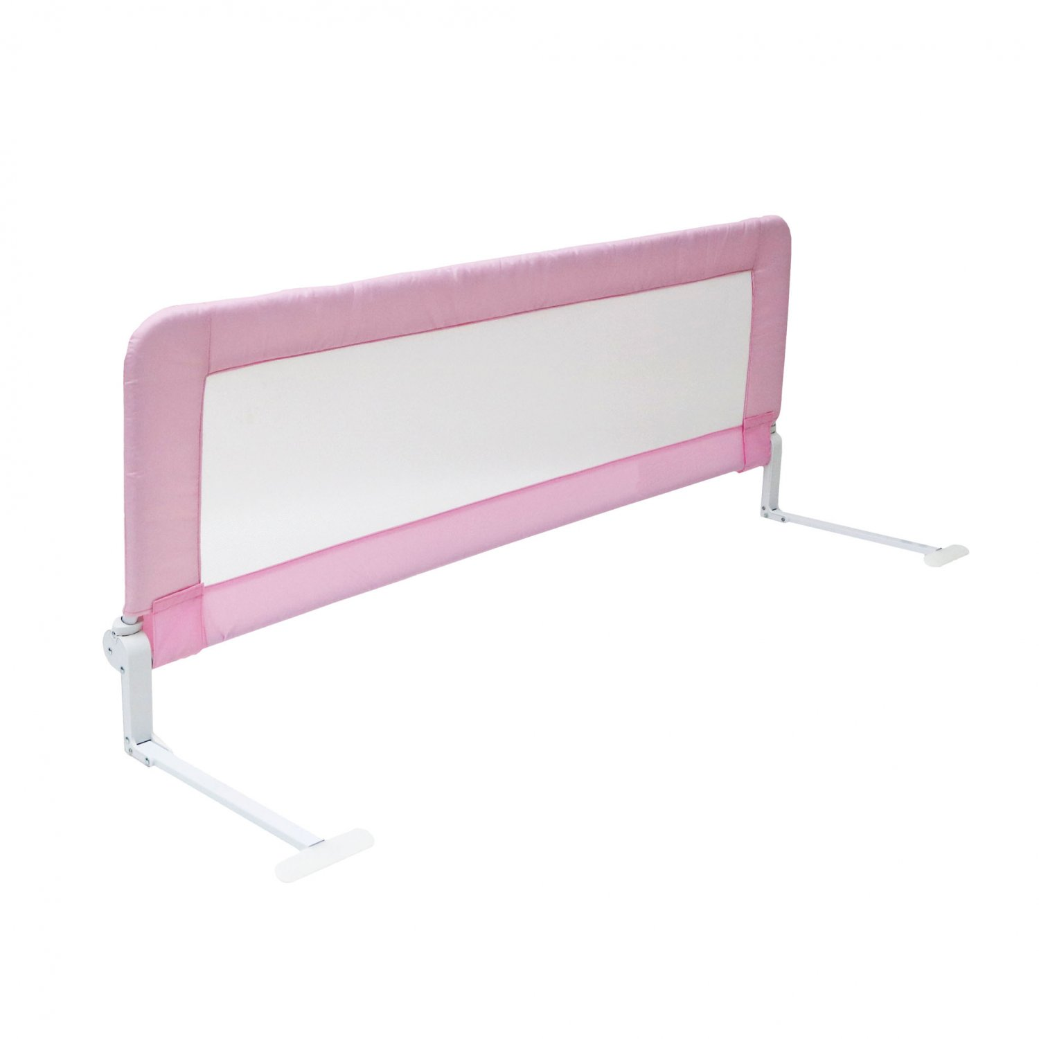 150cm Pink Baby Child Toddler Bed Rail Safety Protection