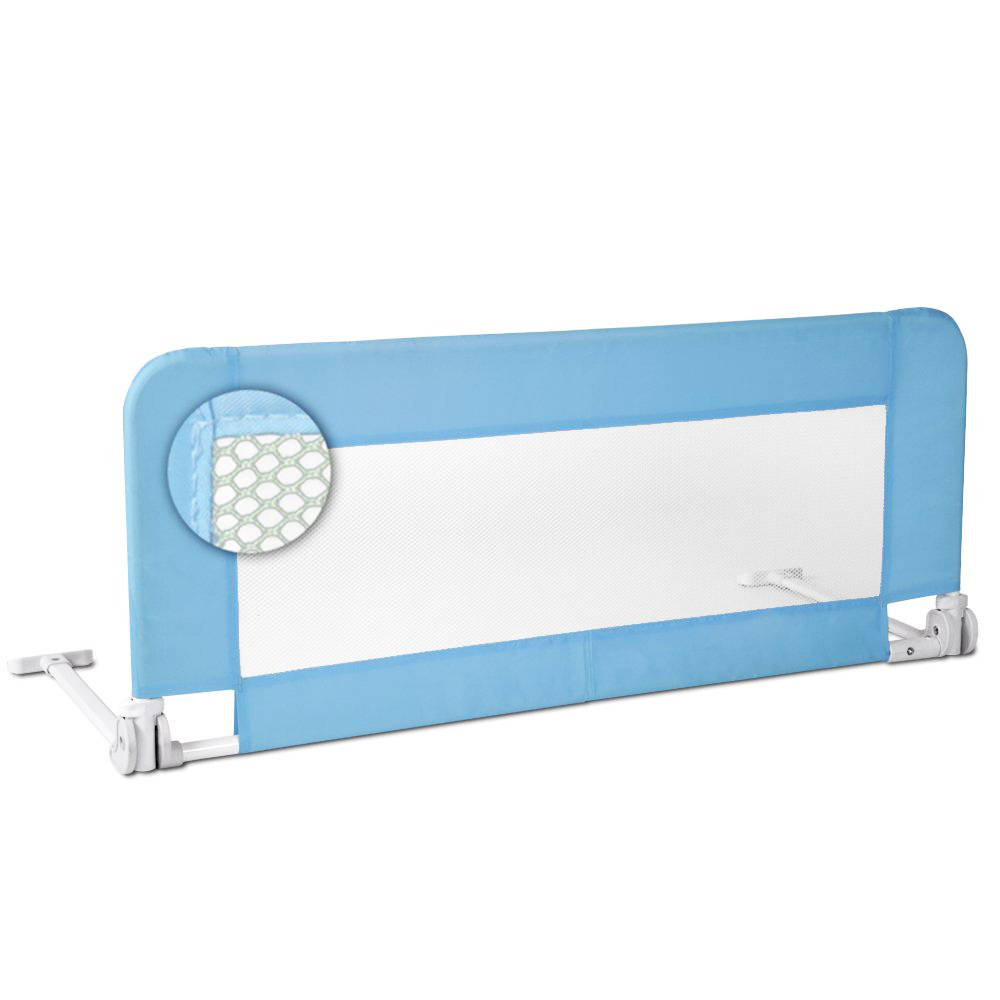 150cm Blue Baby Child Toddler Bed Rail Safety Protection