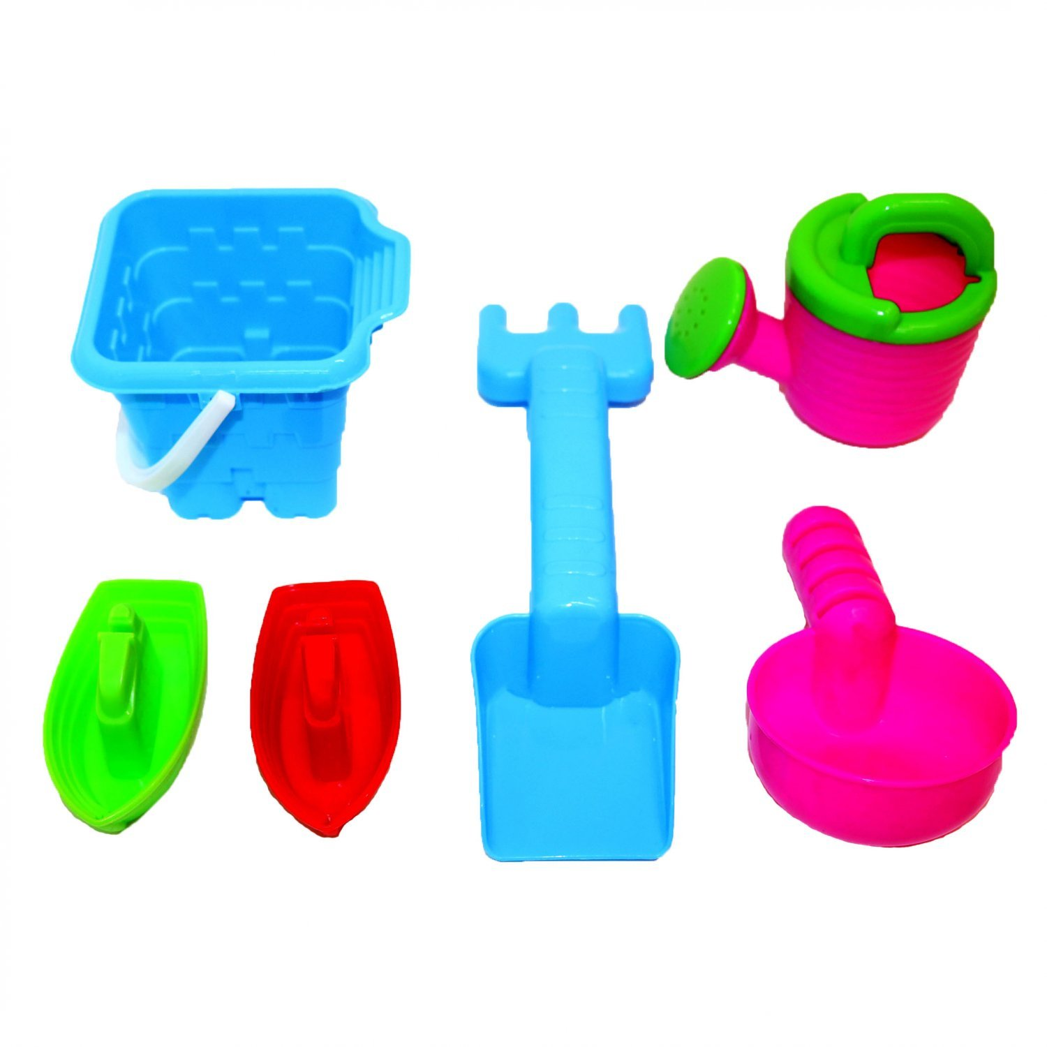 Toddlers Kids Childrens Sand Water Table Toy With Accessories