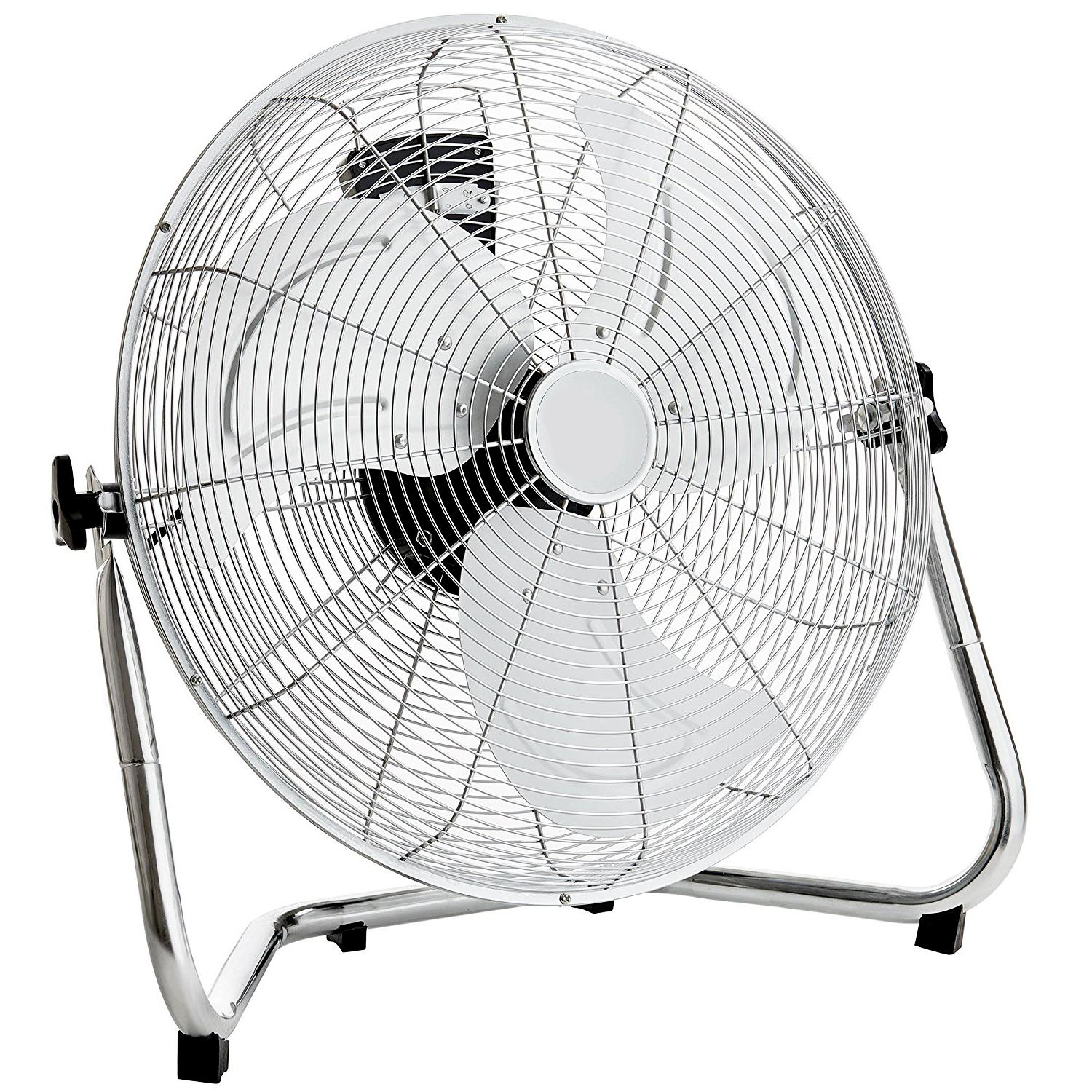 New Air Fans : New quot chrome high velocity industrial speed free