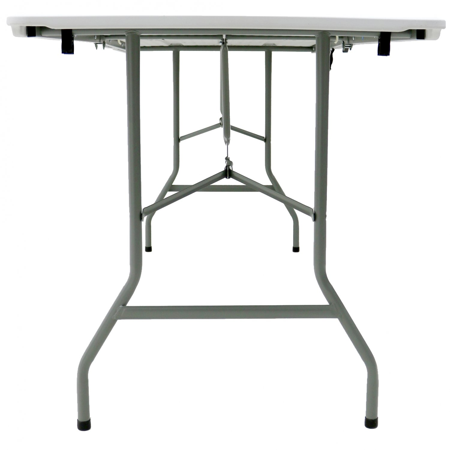 6ft Table With 8 Chairs: 6ft Folding Trestle Table Heavy Duty Catering Garden Party