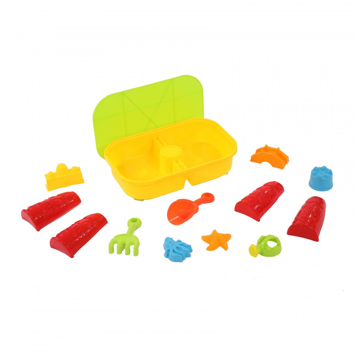 Outdoor Water Toys Product : Childrens outdoor sand water table spade bucket garden