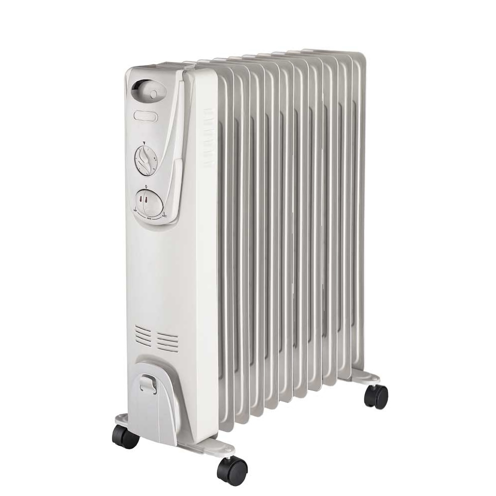 Electric Oil Radiator ~ New w fin portable oil filled radiator electric