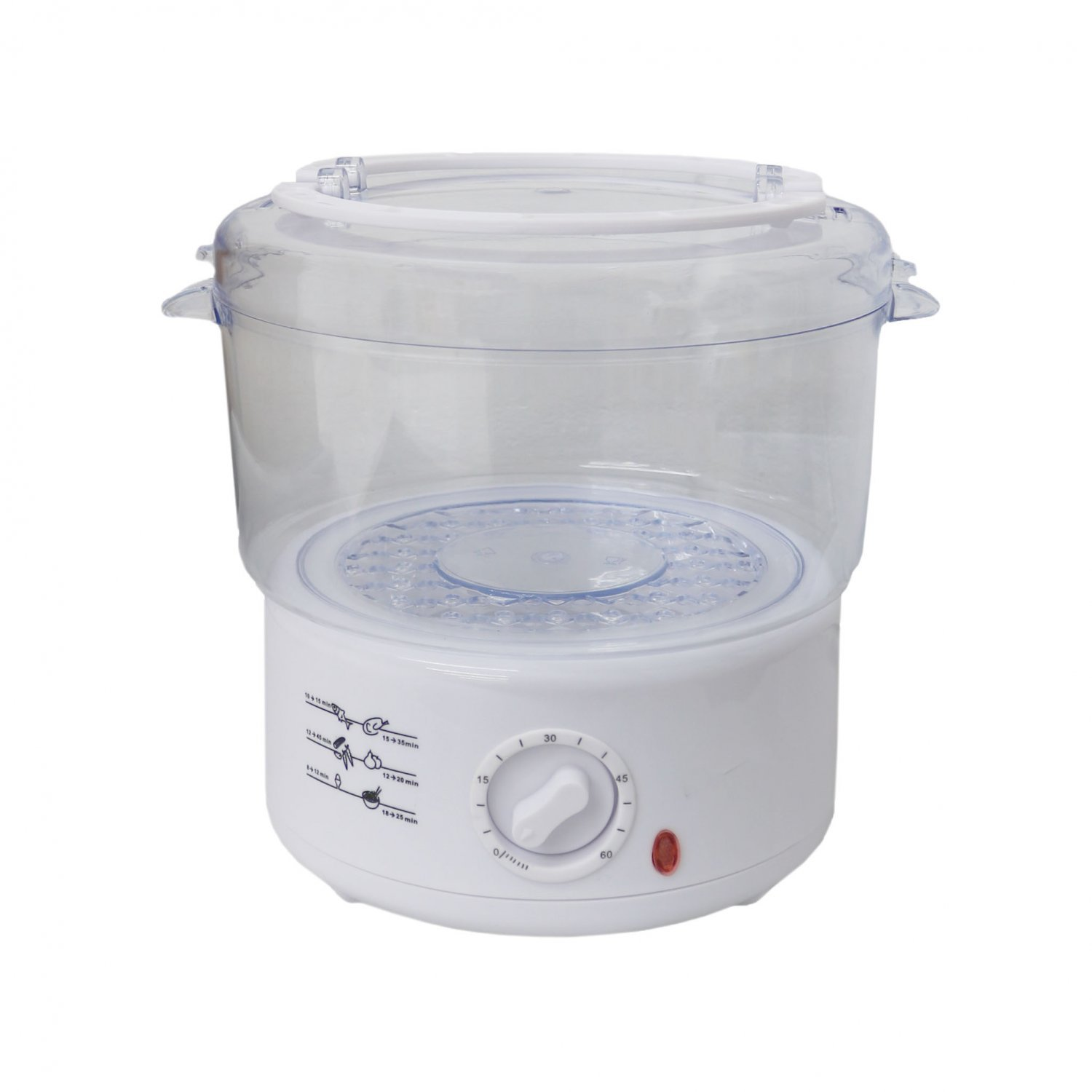 Electric Steam Cooking ~ Layer l compact electric food steamer steam cooker