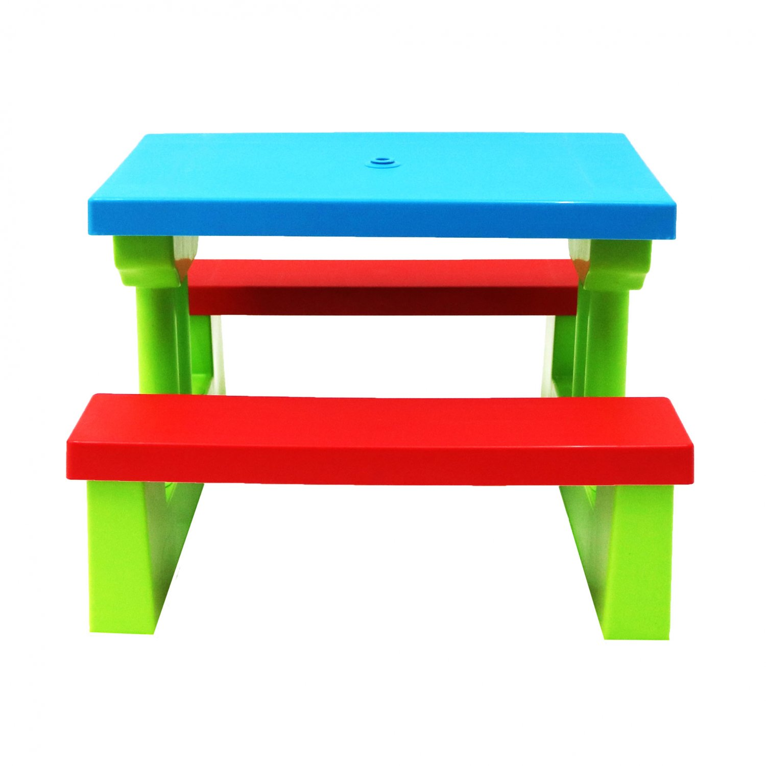Kids Childrens Picnic Bench Table Set Outdoor Furniture Oypla Stocking The Very