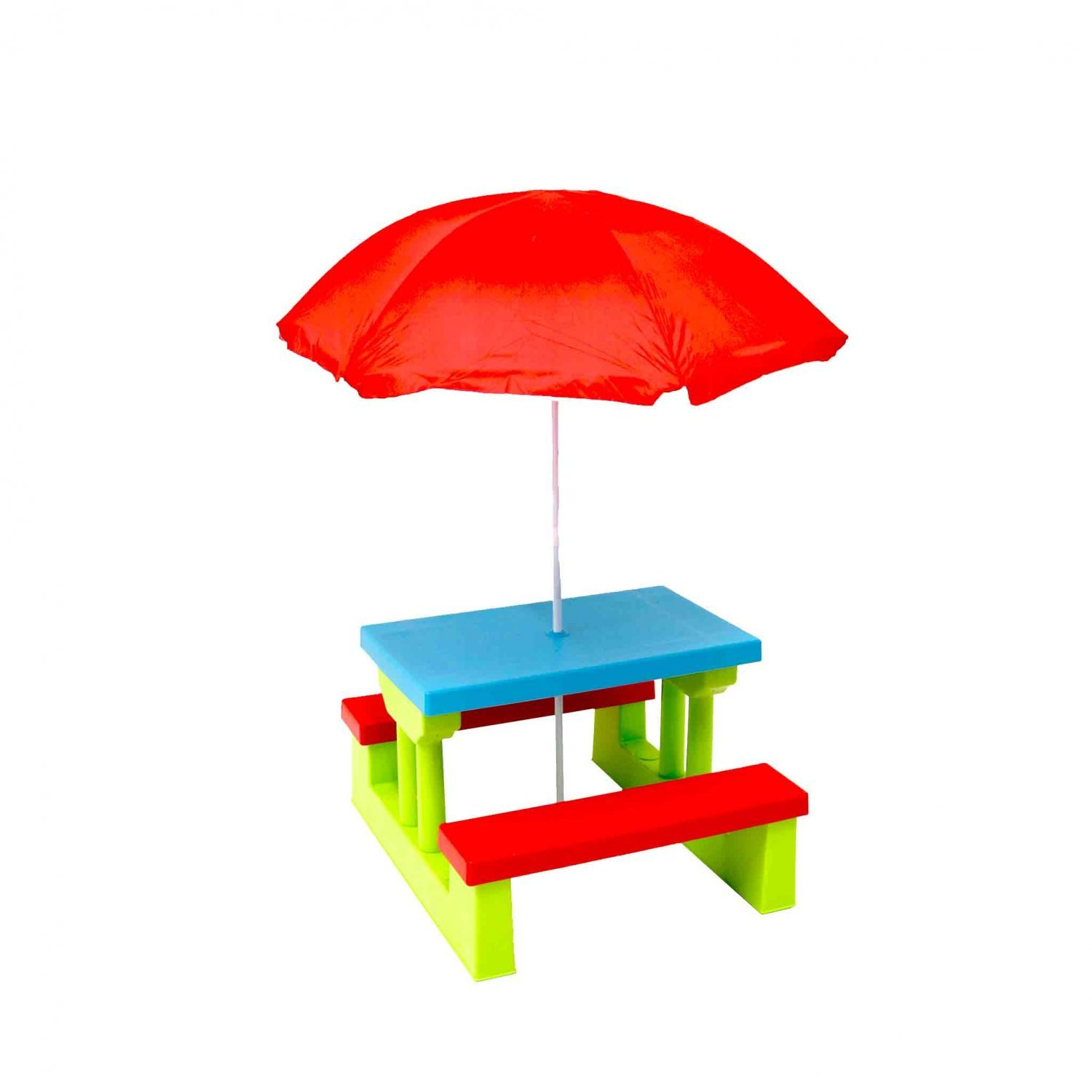 Kids Childrens Picnic Bench Table Outdoor Furniture With