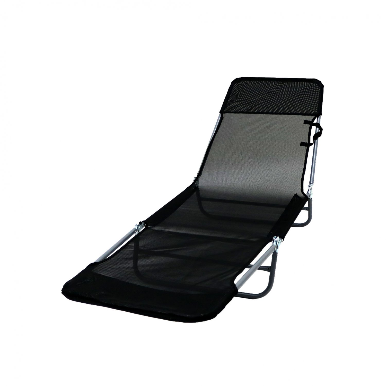 Folding Reclining Sun Lounger Beach Garden C&ing Bed Chair  sc 1 st  Oypla & Folding Reclining Sun Lounger Beach Garden Camping Bed Chair ... islam-shia.org