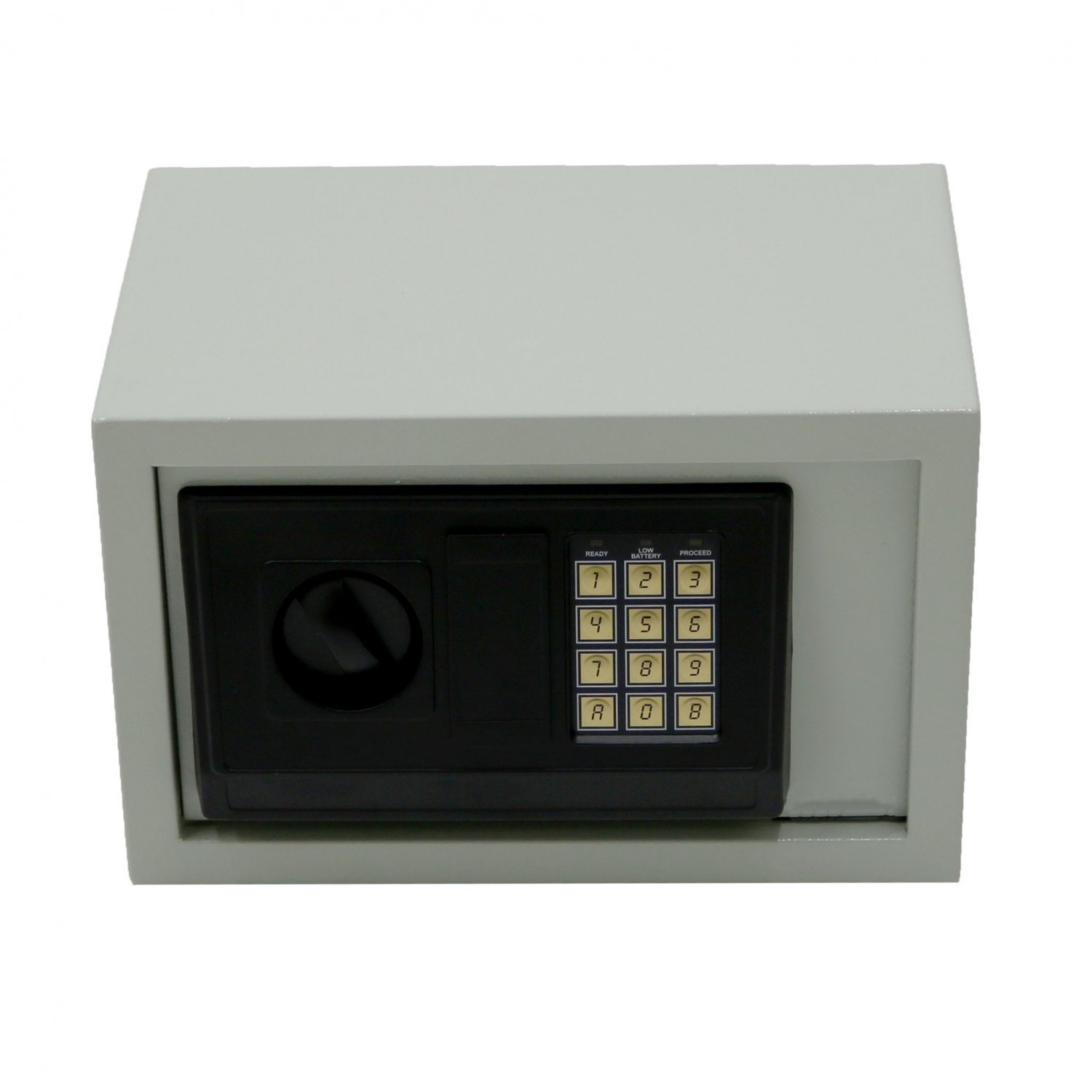 8.5L Digital Steel Safe Box Electronic Security Home