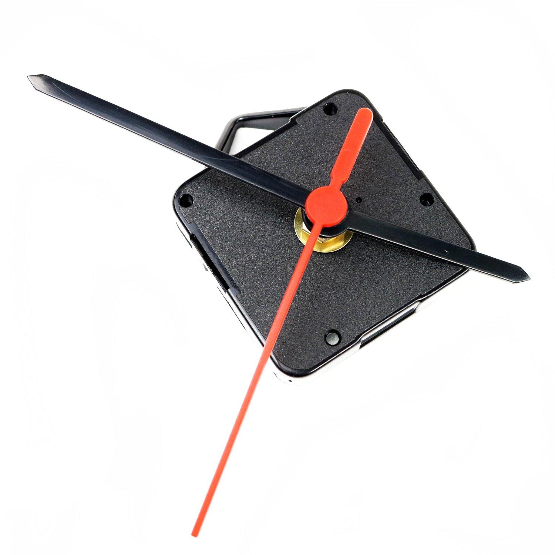 Quartz clock mechanism movement diy repair parts kit motor for Diy electric motor repair
