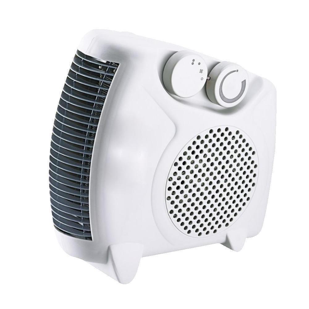 2kw 2000w Portable Electric Fan Floor Heater Hot  U0026 Cold